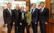 Top Management von KAGes und Wissenschaft. (Foto: W. Stieber / LKH-Univ. Klinikum Graz)