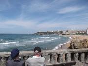 Der Grande Plage von Biarritz. (Foto: Sudy)