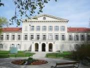 Parkseitige Fassade des Palais Meran. (Foto: Sudy)