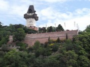 Der Grazer Uhrturm. Symbol für Top Spots. (Foto: Sudy)