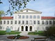 Gartenseitige Fassade des Palais Meran. (Foto: Sudy)