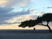 Sonnenuntergang am Strand von Bol. (Foto: Sudy)