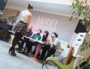 Model-Casting in Graz. (Foto: Sudy)
