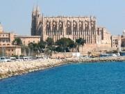 Die Kathedrale von Palma de Mallorca. (Foto: Sudy)