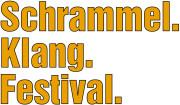 Wortbildmarke des Schrammel.Klang. Festivals.