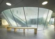 Eingangshalle zu den Ausstellungen im Joanneumsviertel. (© Ronald Halbe)