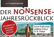 "Coverausschnitt ""Der Nonsense-Jahresrückblick""."
