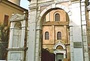 Eingangstor zum Teatro Olimpico. (Foto:Sudy)