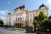 Hauptgebäude der TU Graz. © TU Graz