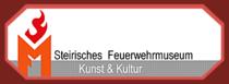 Ausschnitt der Website des Steirischen Feuerwehrmuseums.
