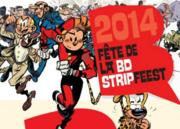 © Fête BD 2014/ Région Bruxelles Capitale