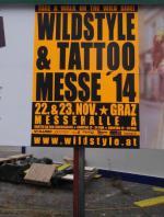 Plakat-Werbung. Foto: Reinhard A. Sudy