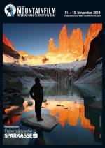 Plakatsujet. MountainfilmGraz14