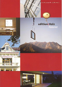 Cover: Fenster aus Holz.