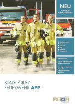 Info-Blatt der Stadt Graz.