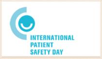 Ausschnitt aus der Website www.tagderpatientensicherheit.at.