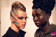 MAYBELLINE NEW YORK Show auf der Mercedes Benz Fashion Week Berlin. Foto MAYBELLINE NEW YORK