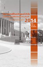 Cover des Jahrbuchs 2014.