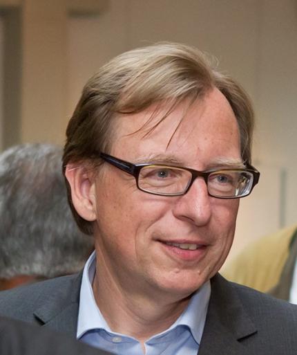 """lBesonders am Herzen liegt Landesrat Christian Buchmann das Projekt """"Datenhighway"""". Foto: Regine Schöttl"""