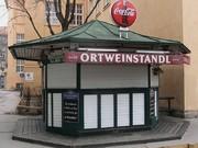Schlichte Pavillonarchitektur am Grazer Ortweinplatz. (Foto: Sudy)