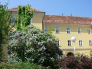 Paulustorgasse 15. Einstiger Wohnsitz des Grafen von Pottendorf. (Foto: Sudy)