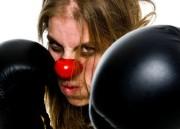 Clownin 2012. (Foto: Synlig.no)