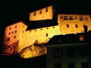 Am Fuß der Schattenburg liegt das mittelalterliche Feldkirch. (Foto: Sudy)