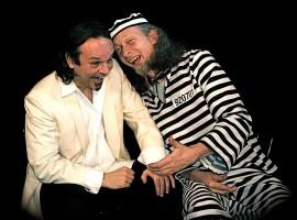 Leo Lukas & Simon Pichler. (Foto: Frei)