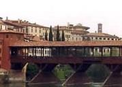 Holzbrücke von Bassano del Grappa. (Foto: Sudy)