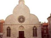 Fassade des Doms in Muggia. (Fotos: Sudy)