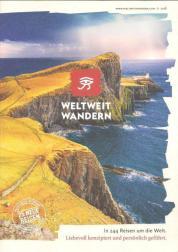 Cover der Broschüre 2018.