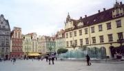 Der Marktplatz im Zentrum von Breslau. (Foto:Sudy)