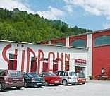 Der SÜDBAHN Kulturbahnhof. (Foto: Sudy)