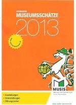 Folder-Cover Steirische Museumsschätze 2013