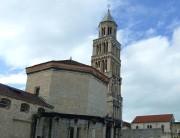 Die Kathedrale Sveti Duje in Split. (Foto:Sudy)