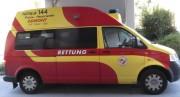 Admonter Rettungsauto. (Foto: Sudy)