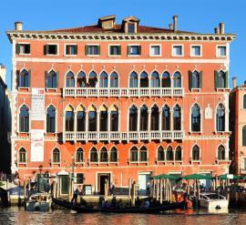 Ausstellung im Palazzo Bembo. (Foto: Sudy)