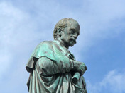 Erzherzog Johann-Denkmal am Grazer Hauptplatz. (Foto: Sudy)