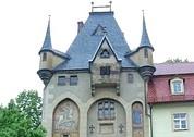 Das prachtvolle Dach des Burgtors. (Foto:Sudy)