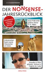 "Cover ""Der Nonsense-Jahresrückblick."