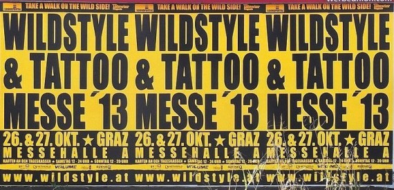 Plakat-Werbung. (Foto: Sudy)