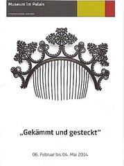 Cover der Broschüre zur Ausstellung.