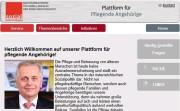 Website-Ausschnitt.