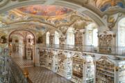Bibliothek. © Benediktinerstift Admont