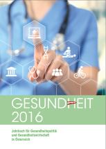 Neues Cover des Jahrbuchs 2016.