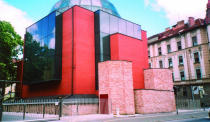 Grazer Synagoge © Reinhard A. Sudy