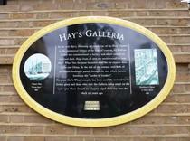 Hay's Galleria. © Reinhard A. Sudy