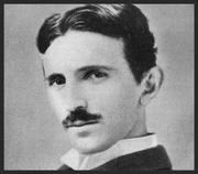 Der Erfinder Nikola Tesla. Foto: Privat