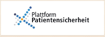 Ausschnitt aus der Website www.plattform-patientensicherheit.at.