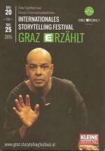 Cover der Programm-Broschüre für Lassing und Graz.
